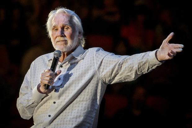 Décès de la star de la musique country Kenny Rogers