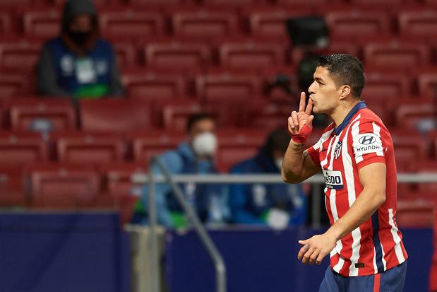 Luis Suárez: 'Ik krijg hier meer appreciatie dan bij Barça'