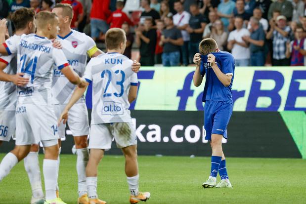 'Het Belgisch voetbal staat voor een cruciale week: drie eliminaties zou een rampscenario zijn'