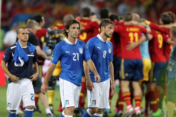 EK-weetjes van de dag: ervaren halvefinalisten en de ongelooflijke reeks van Italië