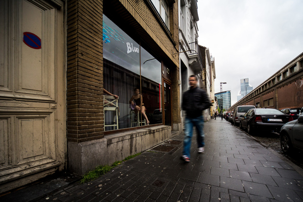 Les Belges ont dépensé plus d'un milliard d'euros dans la prostitution