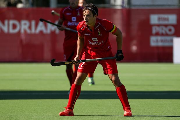Verrassing bij Red Lions: kapitein Thomas Briels op reservelijst voor Tokio