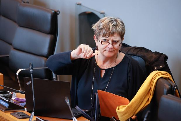 """Sabine Laruelle (MR) sur les inondations: """"N'éludons pas la question du manque de coordination"""""""
