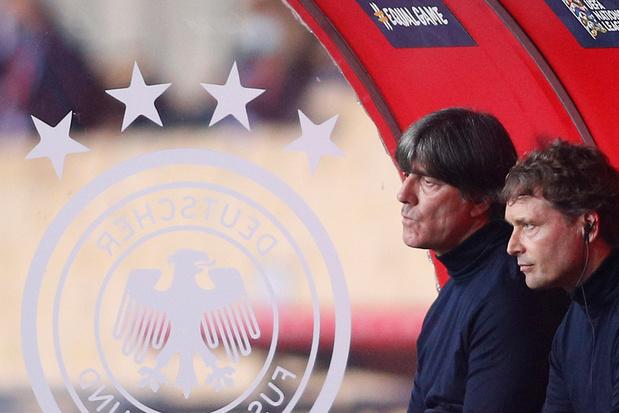 'De Duitse internationals waren Löw al lang beu'