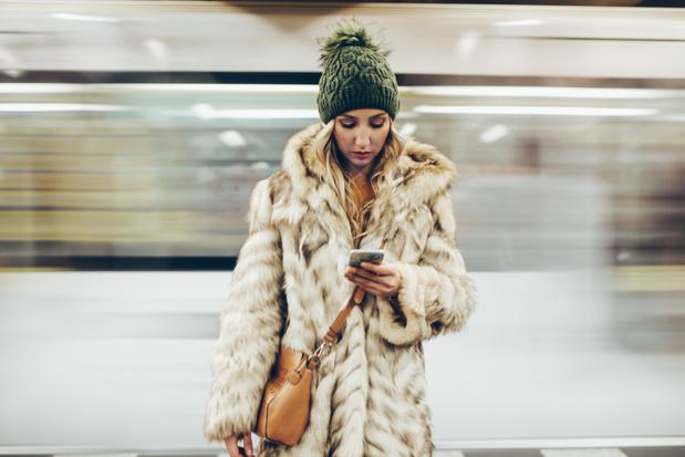 Op digitaal dieet: 'Behandel je smartphone als een hond'
