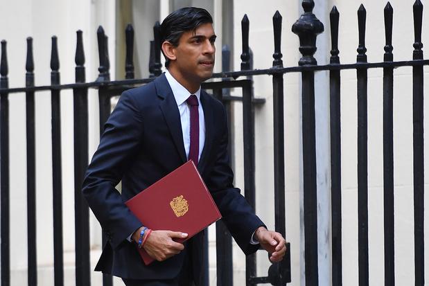 Rishi Sunak, l'étoile montante du gouvernement britannique face au défi économique du virus