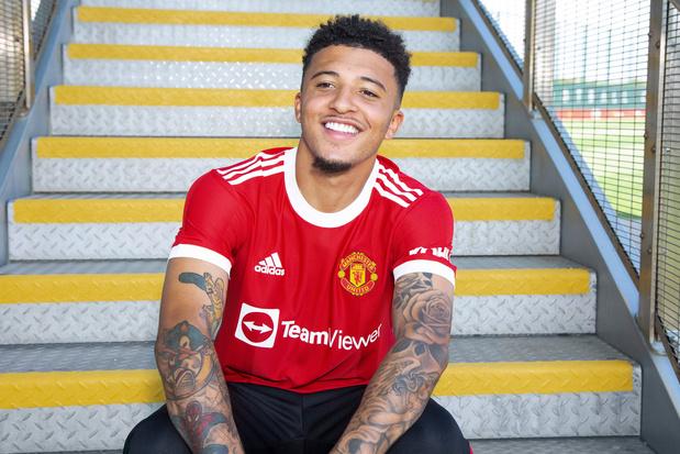 Manchester United bevestigt komst Jadon Sancho: 'Droom die uitkomt'