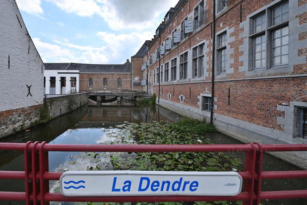 Le canal Bruxelles-Charleroi, la Dendre et la Senne en pré-alerte de crue