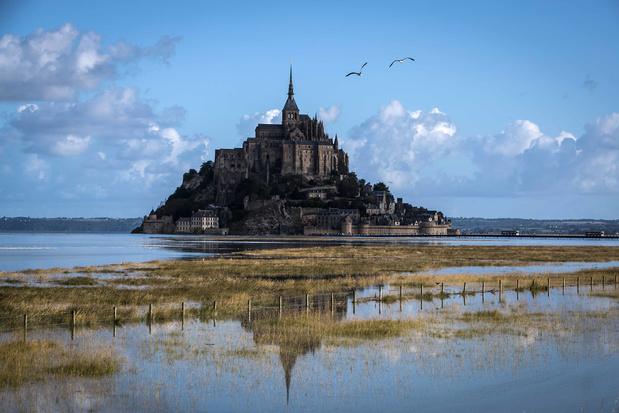La magie du Mont-Saint-Michel (en images)