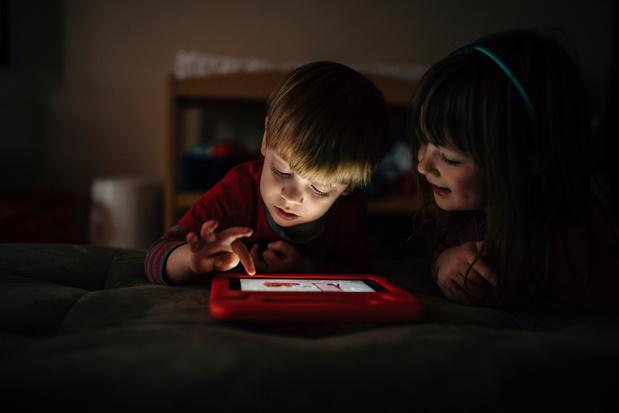 Les écrans, frein à l'imagination des enfants