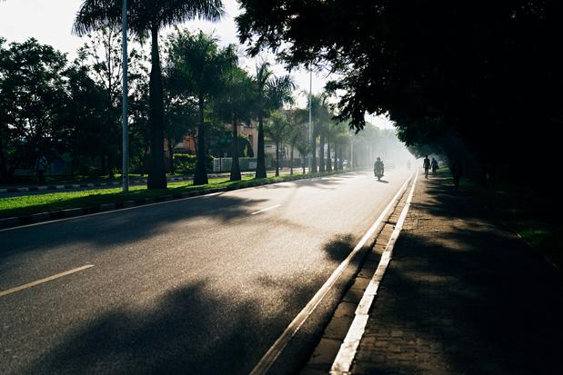 Suivez mon regard de Joseph Ndwaniye: ballet motorisé à Kigali (chronique)