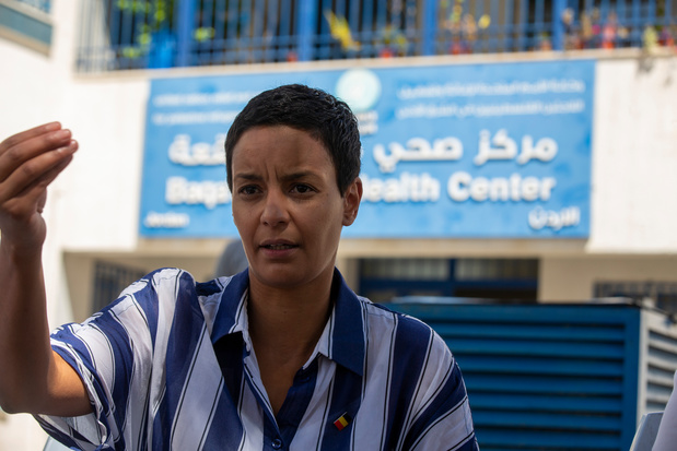 Meryame Kitir maakt 4,5 miljoen euro extra vrij voor Palestijnse vluchtelingen
