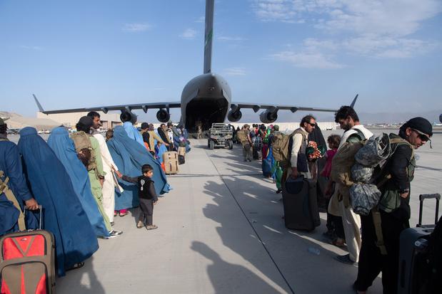 'Dit is niet het moment om de Afghaanse bevolking te laten vallen'