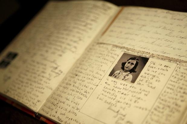 Le nom d'Anne Frank est désormais associé à un Bois à Bruxelles