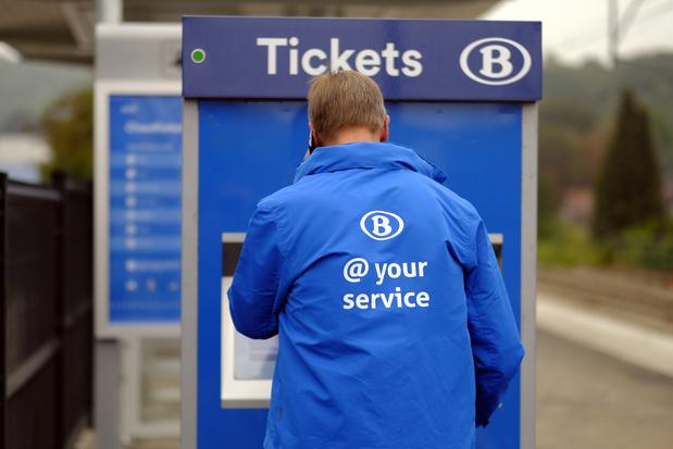 La SNCB confirme la fermeture de 44 guichets