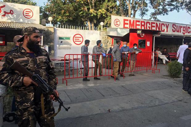 Verschillende doden bij ontploffing aan moskee in Kaboel