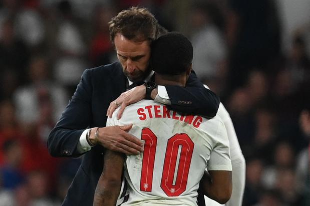Engelse bondscoach Southgate baalt na verlies in finale: 'Doet heel veel pijn'