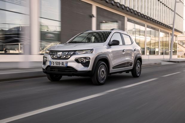 Dacia Spring: à ce prix-là, elle va faire mal...