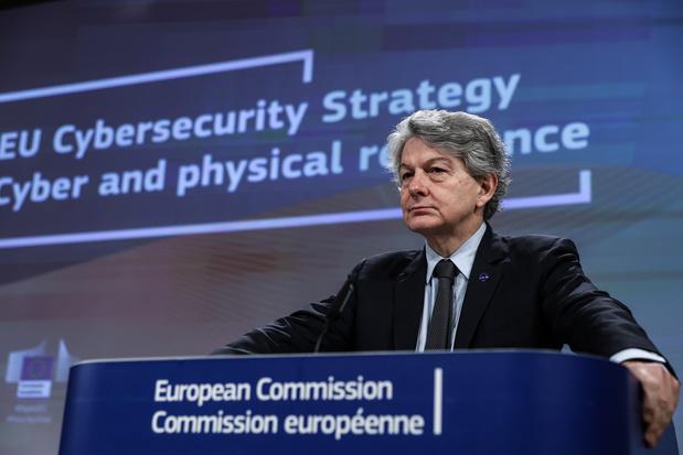 Un bouclier cyber pour l'Europe (carte blanche)