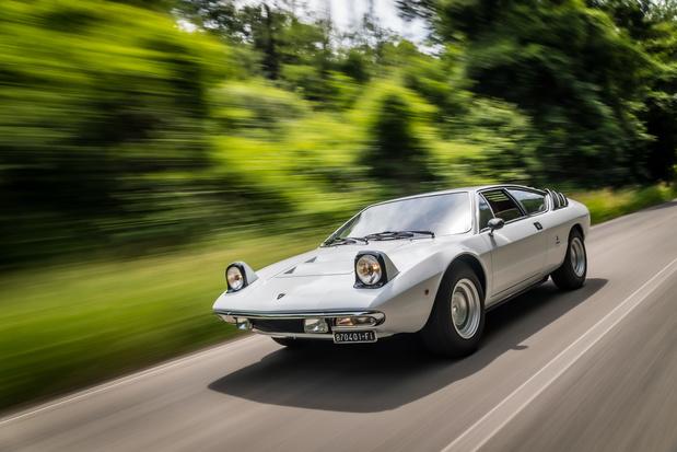 Lamborghini célèbre le 50e anniversaire de l'Urraco