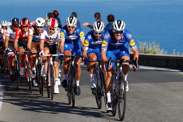 Coronavirus: Tirreno-Adriatico, Milan-Sanremo et le Tour de Sicile sont reportés