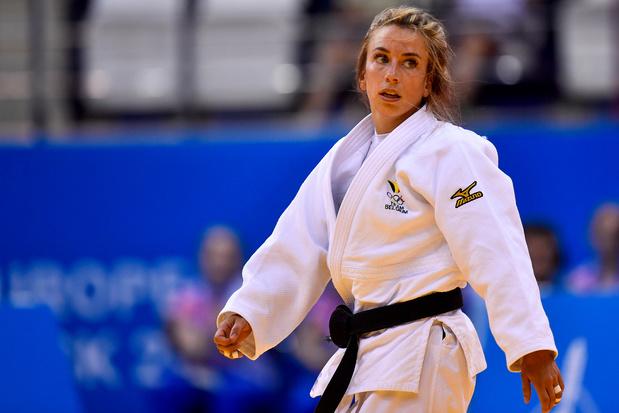 Masters de judo: Charline Van Snick battue dans le combat pour le bronze
