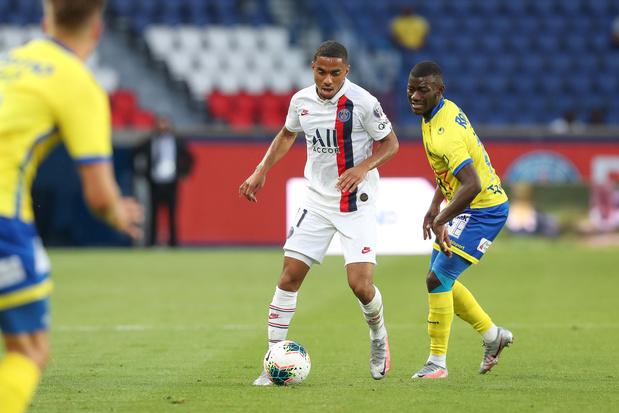 Le PSG n'a pas épargné Waasland-Beveren lors d'un match amical au Parc des Princes