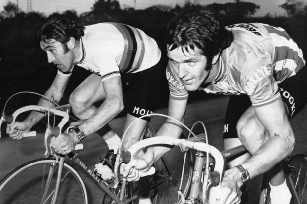 En toen voelde Roger De Vlaeminck zich door Eddy Merckx vernederd