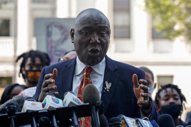 Qui est Ben Crump, l'avocat des Afro-Américains victimes d'abus policiers ? (portrait)