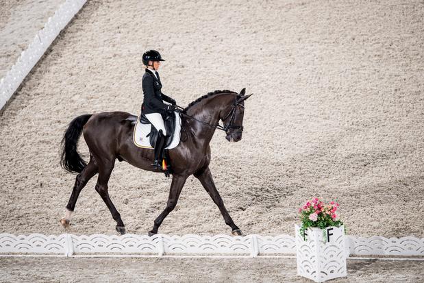 Une deuxième médaille de bronze aux paralympiques grâce à Manon Claeys