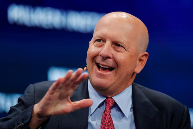 """David Solomon, CEO de Goldman Sachs: """"Nous n'anticipons pas de crise financière majeure en 2020"""""""