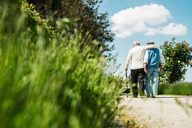 Les Belges perdent une partie de leur niveau de vie à l'âge de la pension
