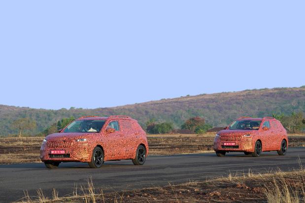 Skoda lanceert SUV voor Indiase markt