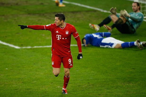 Du Bayern à Schalke via Wolfsburg: le bilan alternatif de la Bundesliga