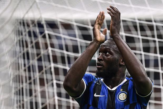 Lukaku et l'Inter continuent leur sans-faute, le PSG de Meunier battu par Reims