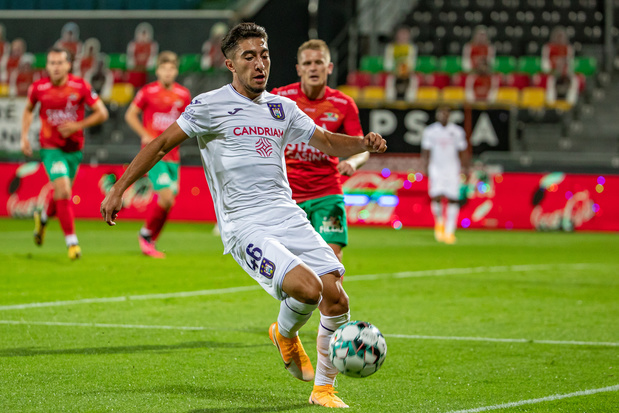 Anderlecht ook in coronatijden jeugdkampioen