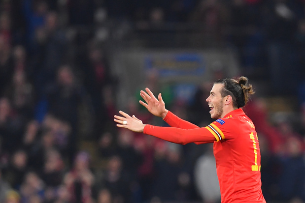 Le Pays de Galles est la 20e nation qualifiée pour l'Euro 2020