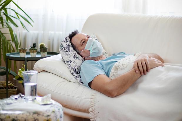 Lange Covid-19: 76% van de patiënten heeft na zes maanden nog minstens één symptoom