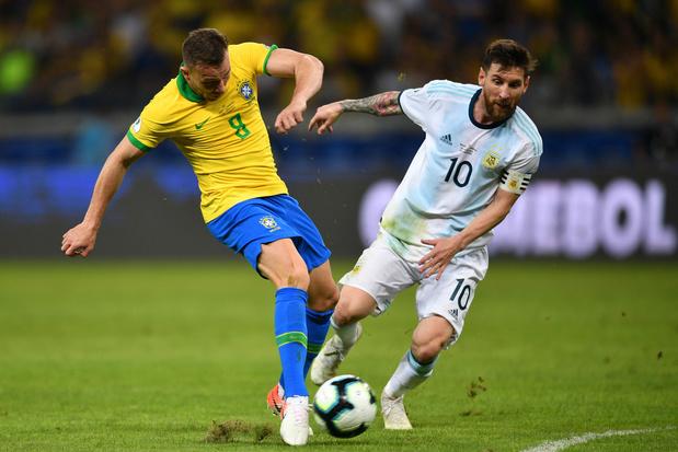 Quiz: wat weet u over de Zuid-Amerikaanse derby tussen Argentinië en Brazilië?