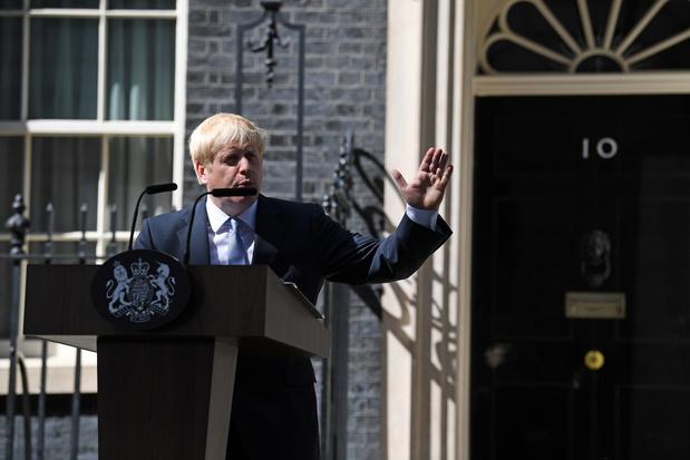"""Brexit: """"Le no deal semble être le scénario de base du gouvernement britannique"""""""