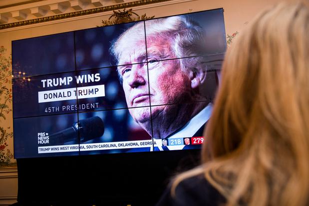 Trump-campagne probeerde in 2016 zwarte kiezers bij stembus weg te houden