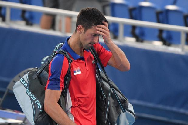 Tokyo 2020: Djokovic quitte les JO sans médaille