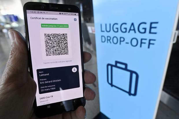 L'application pour voyager CovidSafeBE est disponible: tout savoir pour bien l'utiliser