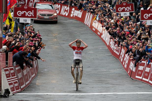 Quiz van de dag: winnaars Strade Bianche