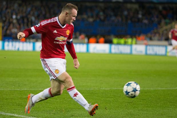 Rooney bientôt de retour de Angleterre?