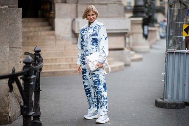 Modewereld in de ban van tie-dye hippietrend