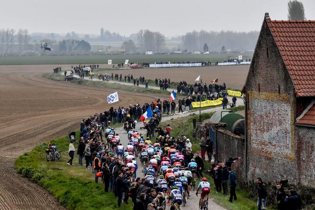 Corona slaat opnieuw toe: ook Parijs-Roubaix gaat dit jaar niet door