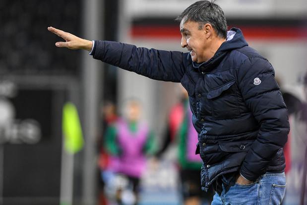 Emilio Ferrera est le nouvel entraîneur de Seraing