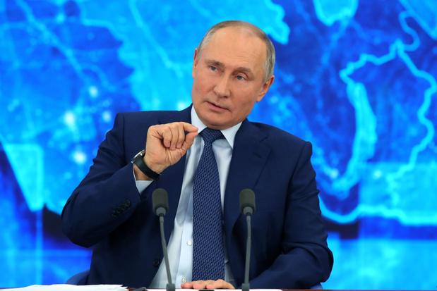Poutine se dit partisan d'un renforcement du dialogue avec l'Europe