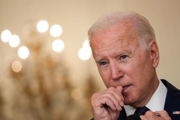 Belaagde Biden na aanslagen: 'We zullen jullie opjagen en laten boeten'